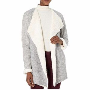 UGG Abriana Fleece Lined Cardigan